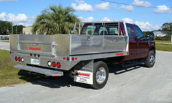alumne truck bodies and trailers