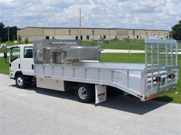 Alumne Manufacturing Inc Aluminum Truck Bodies And Trailers